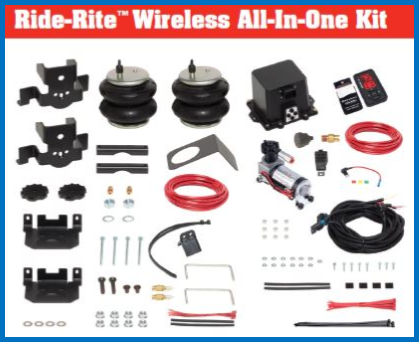 RIDE-RITE ALL IN ONE KITS