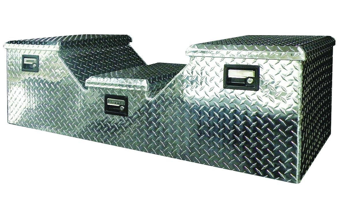 Aluminum & Steel Liquid Storage Tanks