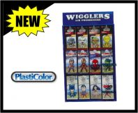 Plasticolor Wigglers Air Fresheners