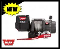 Warn 5000 UDC Utility Winch
