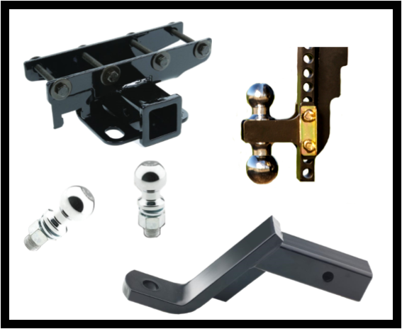 Ball Mounts & Hitches