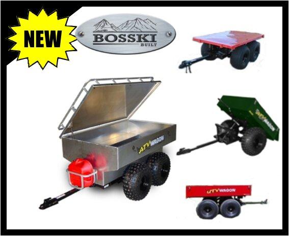 Bosski ATV Trailers